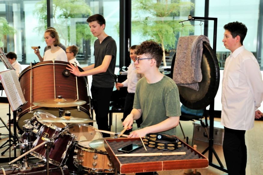 LPL Junior Band Camp 2018