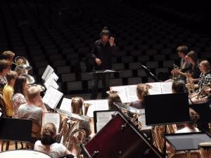 2018 Deutsche Brass Band Meisterschaft Jugend Brass Band BlechKLANG - Aspielprobe