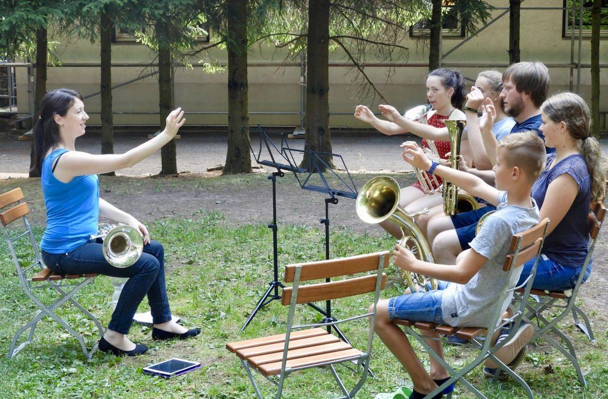 Lehrer im International Summer Brass Band Camp 2018 (1)