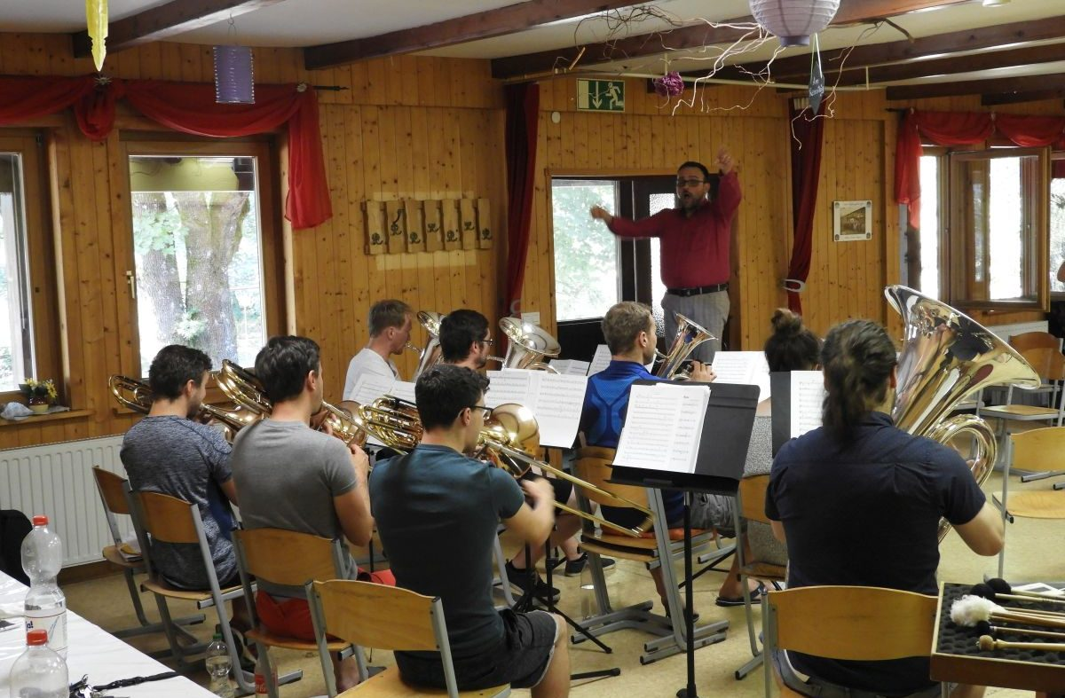 Lehrer im International Summer Brass Band Camp 2018 (1)