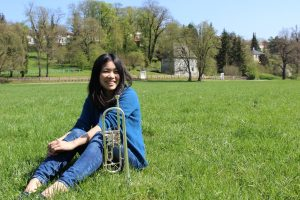 Midori Ito - Lehrerin an der Orchesterschule KLANGwelt