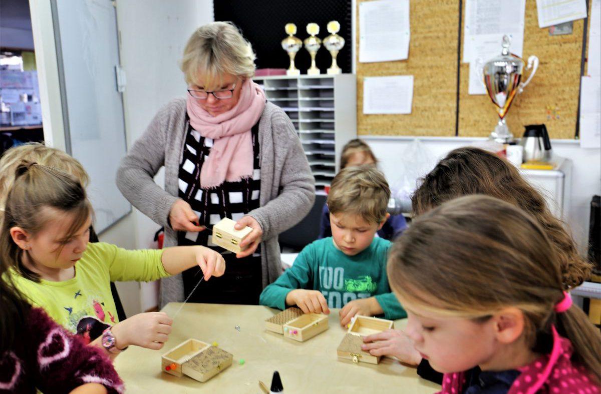Mobile Musikwerkstatt Jena der Orchesterschule KLANGwelt startet ins neue Jahr (7)