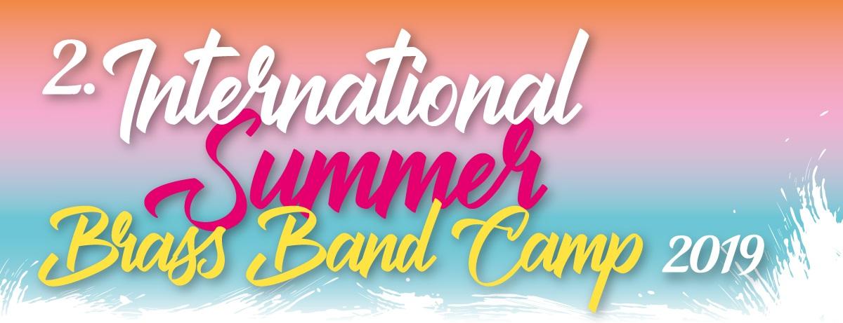 International Summer Brass Band Camp 2019