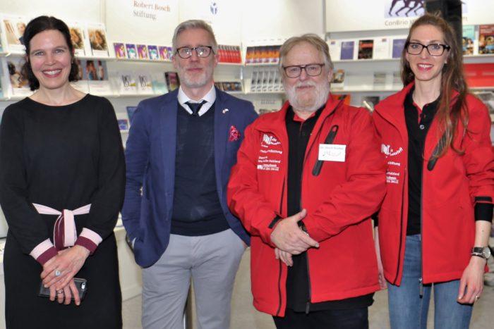 Mobile Musikwerkstatt der Orchesterschule KLANGwelt zu Gast auf der Leipziger Buchmesse (7)