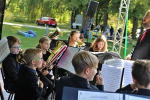 Orchesterschule KLANGwelt präsentiert sich beim Weltkindertag in Jena (2)