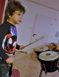 Rhythmus aus Aller Welt Orchesterschule KLANGwelt (1)
