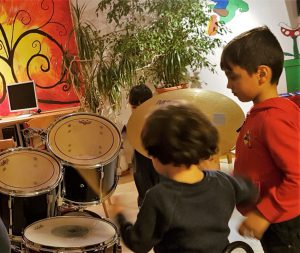 Rhythmus aus Aller Welt Orchesterschule KLANGwelt (2)