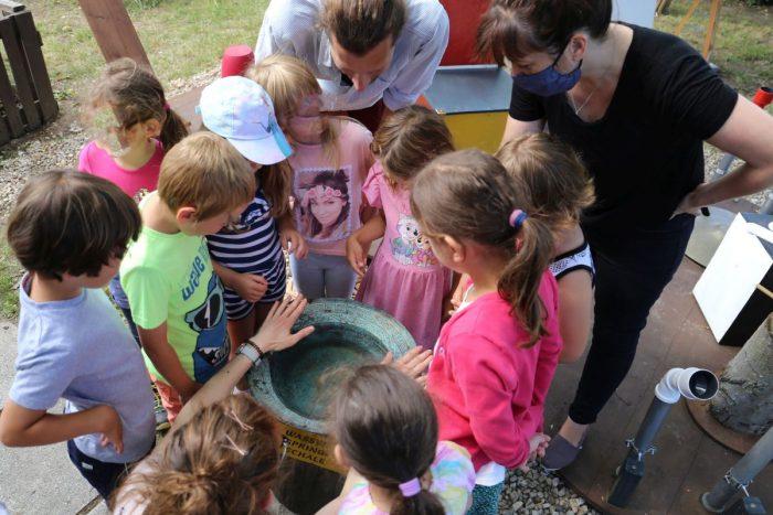 KLANGgarten wieder geöffnet Blasmusikverein Carl Zeiss Jena Musikschule KLANGwelt (1)
