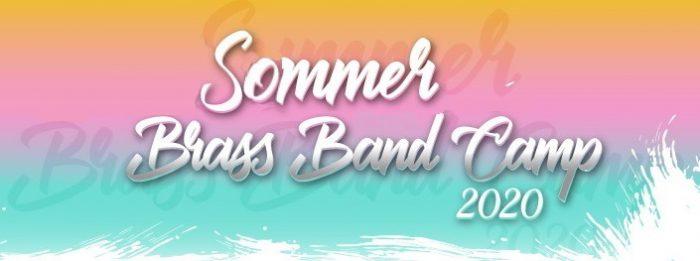 Logo Sommer Brass Band Camp 2020 in Jena