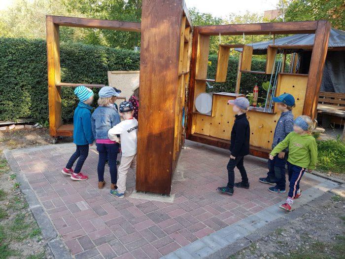 Klangbuch entsteht im Klanggarten der Orchesterschule Klangwelt (1)