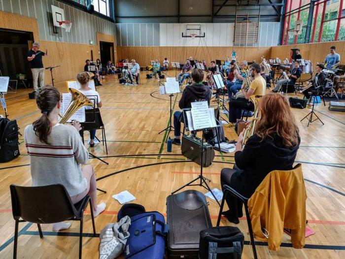Sommer Brass Band Camp 2020 Brass Band BlechKLANG (8)