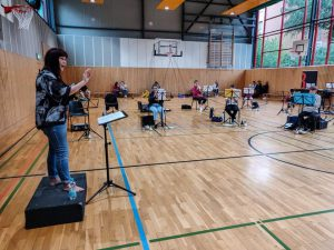 Sommer Brass Band Camp 2020 Brass Band BlechKLANG (8)
