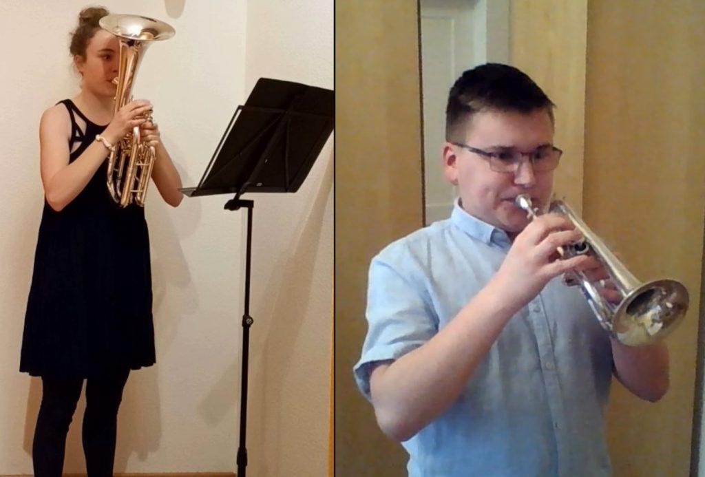 Teresa Fischer Johannes Stoll Bundeswettbewerb Jugend musiziert 2021